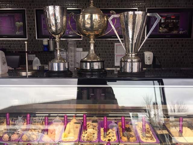 Equi's Ice Cream Award
